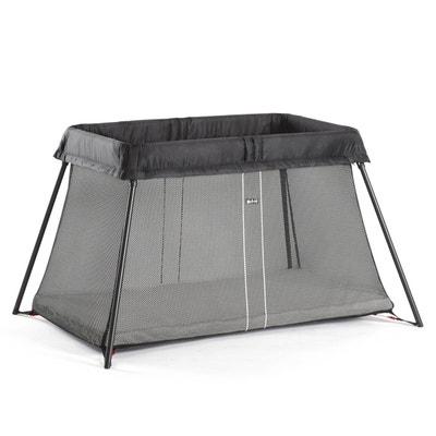 Lit parapluie Light noir mesh 040280 Lit parapluie Light noir mesh 040280 BABYBJORN
