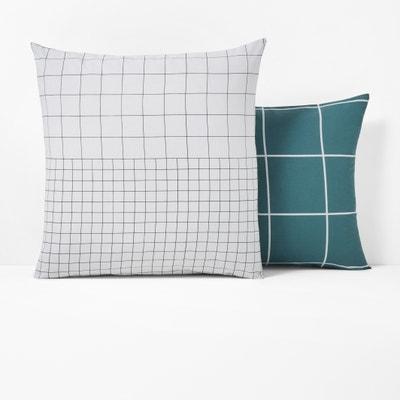 Funda de almohada 100% algodón GERMAIN Funda de almohada 100% algodón GERMAIN La Redoute Interieurs