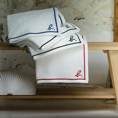 Ręcznik frotte jednolity, agnès b. Ręcznik frotte jednolity, agnès b. AGNES B X LA REDOUTE INTERIEURS