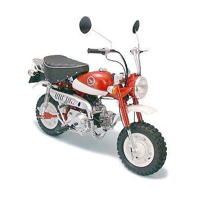 Maquette Moto: Honda Monkey 2000 Maquette Moto: Honda Monkey 2000 TAMIYA