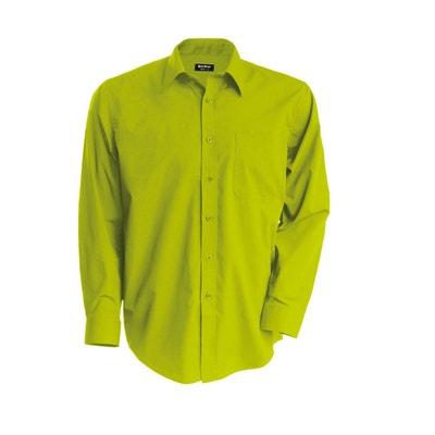 En Manche SoldeLa Chemise Longue Verte Homme Redoute ybf6I7gYv