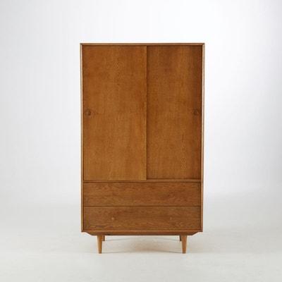 Armoire penderie vintage, Quilda La Redoute Interieurs