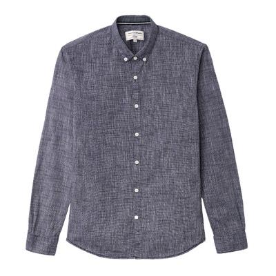 Plain Long-Sleeved Shirt Plain Long-Sleeved Shirt TOM TAILOR