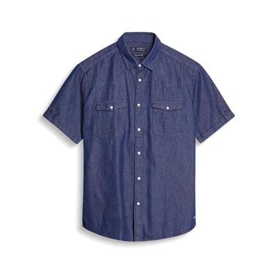 Hemd met korte mouwen Hemd met korte mouwen ESPRIT