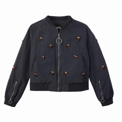 Куртка-бомбер с вышивкой Куртка-бомбер с вышивкой SCHOOL RAG