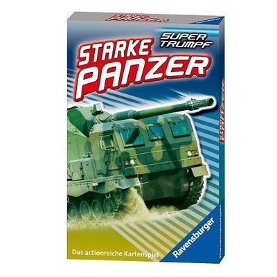 Jeu en Allemand Karten : Starke Panzer RAVENSBURGER