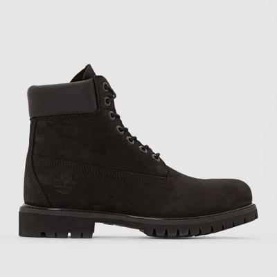 8f6c450e3d650 Boots cuir 6 premium boot Boots cuir 6 premium boot TIMBERLAND
