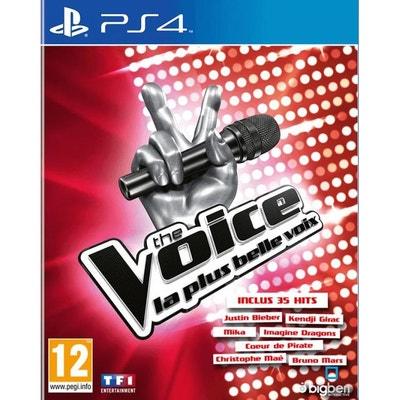 The Voice : La Plus Belle Voix PS4 The Voice : La Plus Belle Voix PS4 BIGBEN