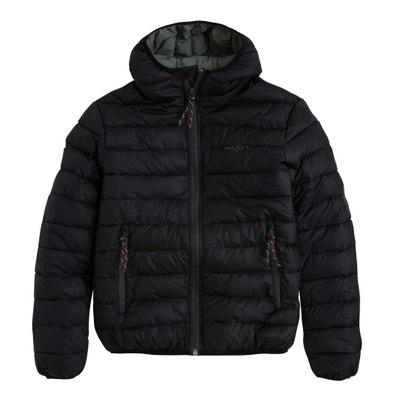 Whitehall Short Hooded Padded Jacket Whitehall Short Hooded Padded Jacket PEPE JEANS