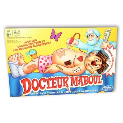 Docteur Maboul Docteur Maboul MB JEUX