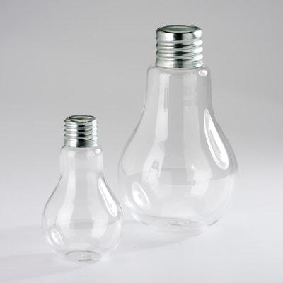 """2er-Set Vasen """"Galice"""", Glas und Metall 2er-Set Vasen """"Galice"""", Glas und Metall AM.PM."""