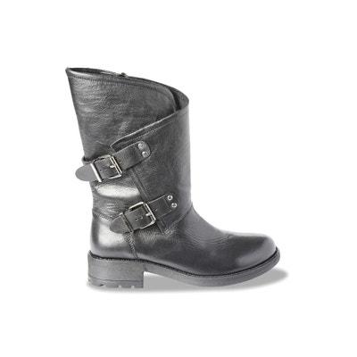 Ancone Leather Boots LES TROPEZIENNES PAR M.BELARBI