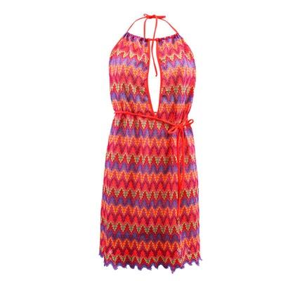 263c28cf7fed7 Solde Multicolore En La Longue Robe Redoute xFqHPqtpW