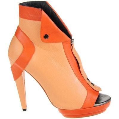 Chaussure femme en cuir EDWYNA Chaussure femme en cuir EDWYNA PRING PARIS 8e471763f39e