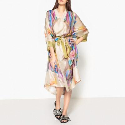 Kimono en soie SOUMAYA Kimono en soie SOUMAYA MES DEMOISELLES
