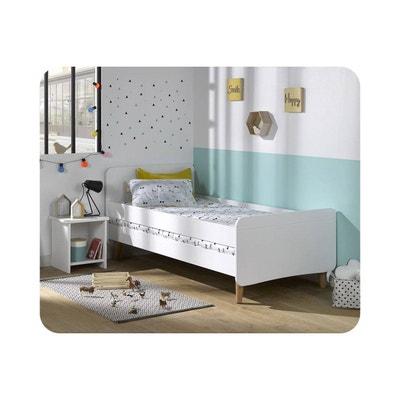 lit enfant willow 90x190 cm avec pieds ma chambre denfant - Lit Enfant 90x190
