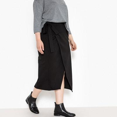 Wrapover Midi Skirt Wrapover Midi Skirt CASTALUNA