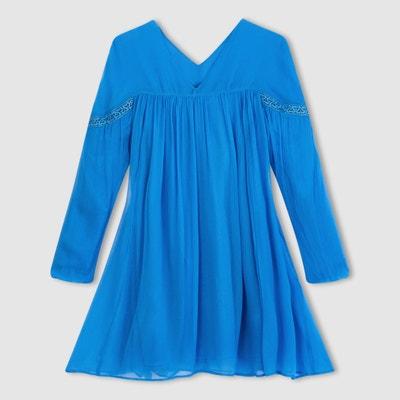 Vestido em voile Vestido em voile La Redoute Collections