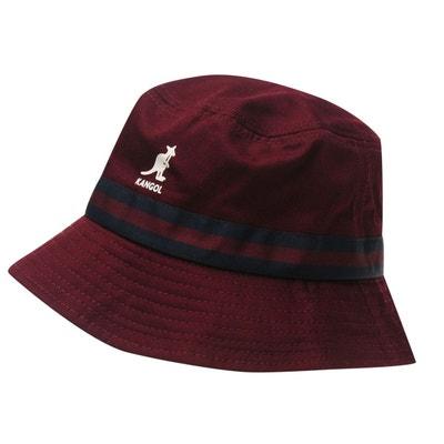Chapeau bob rayé KANGOL