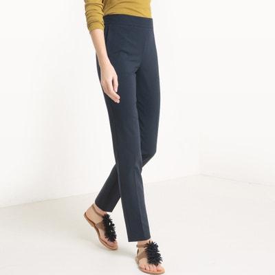 Pantaloni slim, vita elasticizzata Pantaloni slim, vita elasticizzata La Redoute Collections