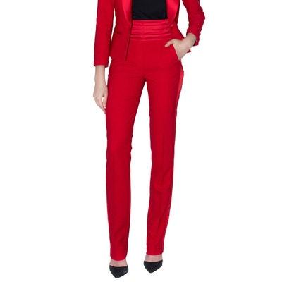 20abd010c5410 Pantalon de smoking à ceinture plissée Pantalon de smoking à ceinture  plissée RENOMA