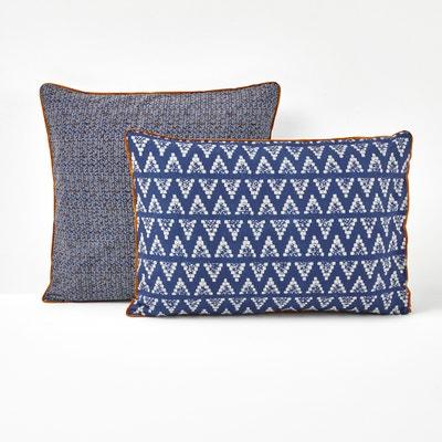 Popayan Single Pillowcase Popayan Single Pillowcase La Redoute Interieurs