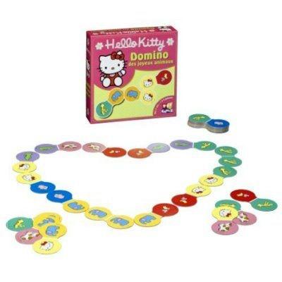 Domino : Hello Kitty : Domino des joyeux animaux TF1 GAMES