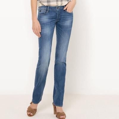 """Straight-Cut Jeans, Standard Waist, Length 32"""" Straight-Cut Jeans, Standard Waist, Length 32"""" LE TEMPS DES CERISES"""
