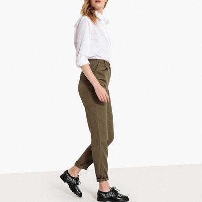 en La vert femme kaki Redoute Pantalon solde qzgSa