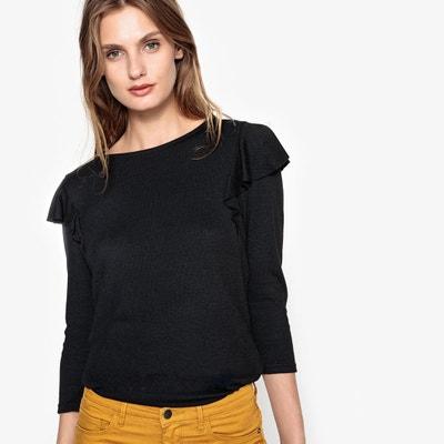 Ruffled T-Shirt ONLY