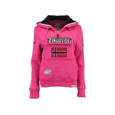 Sweat Femme Geographical Norway Gymclass Sweat Femme Geographical Norway Gymclass GEOGRAPHICAL NORWAY