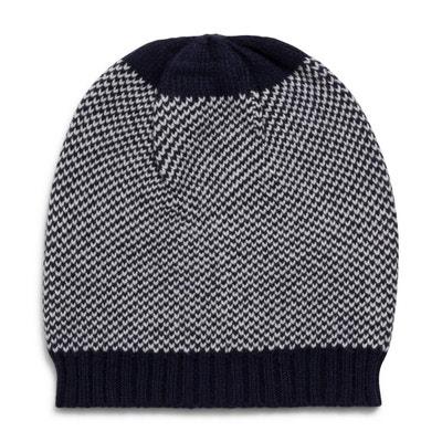 5d0c268de63d Bonnet a oreilles au tricot en solde