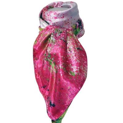Grand foulard soie Sélène CHAPEAU-TENDANCE cbd8f986a89