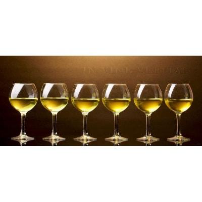 Wine Glasses, photo murale intissée, 202 x 90 cm, 1 part WALLTASTIC