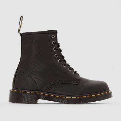 Leren boots met veters Eye Boot DR MARTENS