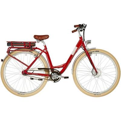 Charlotte - Vélo de ville électrique Femme - rouge Charlotte - Vélo de ville électrique Femme - rouge ORTLER