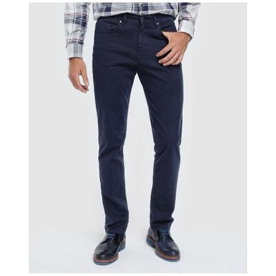 Pantalon cinq poches regular Pantalon cinq poches regular DUSTIN. Soldes 77dc582b224