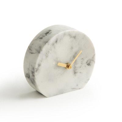 Orologio da tavolo in marmo BAKALA Orologio da tavolo in marmo BAKALA La Redoute Interieurs