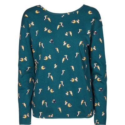 Tucan Print Sweatshirt Tucan Print Sweatshirt NUMPH