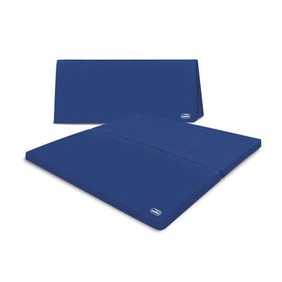 Matelas 2 parties pour parc 100 x 100 cm - bleu Matelas 2 parties pour parc 100 x 100 cm - bleu BABY FOX