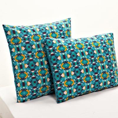 Lavarelli Printed Housewife Single Pillowcase La Redoute Interieurs