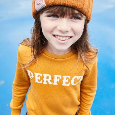 "Sweat en molleton ""perfect"" 3-12 ans Sweat en molleton ""perfect"" 3-12 ans LA REDOUTE COLLECTIONS"