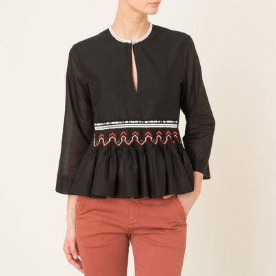 Long-Sleeved Blouse Long-Sleeved Blouse POMANDERE