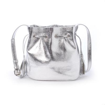 Metallic Bucket Bag La Redoute Collections