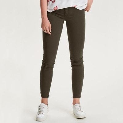 "High Waist Skinny Trousers, Length 32"" High Waist Skinny Trousers, Length 32"" ONLY"