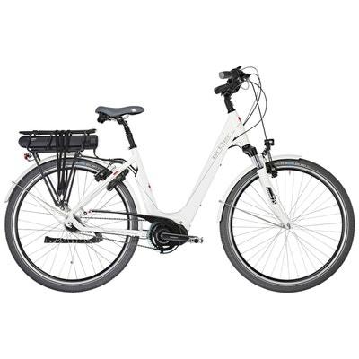 Bern - Vélo de ville électrique Femme - blanc ORTLER