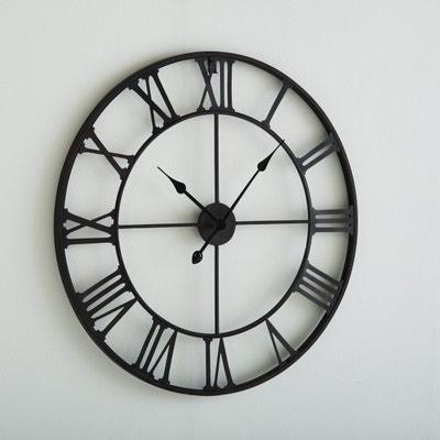 Horloge métal Zivos Horloge métal Zivos La Redoute Interieurs