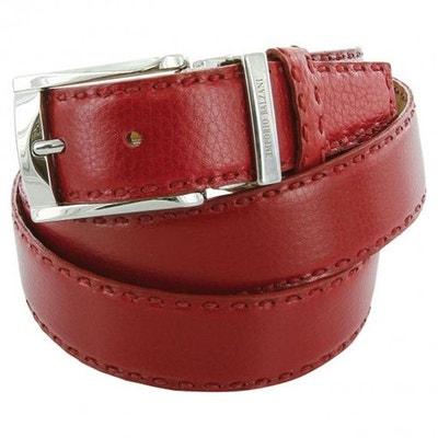 1ff162d0c2e32 ceinture cuir sellier ceinture cuir sellier EMPORIO BALZANI