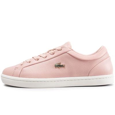 f5f8106aea6cf Chaussures lacoste grise en solde   La Redoute
