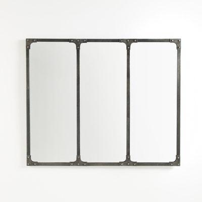 Industriele spiegel,Lenaig Industriele spiegel,Lenaig La Redoute Interieurs